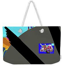 3-7-3057d Weekender Tote Bag