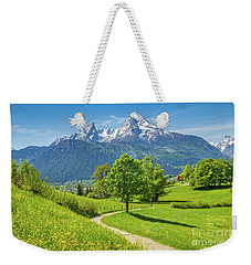 Alpine Beauty Weekender Tote Bag by JR Photography