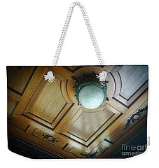 Weekender Tote Bag featuring the photograph Apartment In The Heart Of Cadiz by Pablo Avanzini