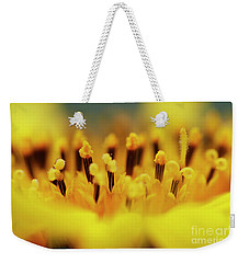 Bloom Weekender Tote Bag by Michal Boubin