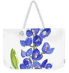 Bluebonnet Weekender Tote Bag