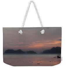 3 Boats Weekender Tote Bag