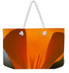 Californian Poppies Weekender Tote Bag