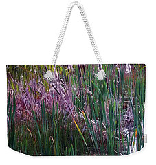 Cat Tails Weekender Tote Bag