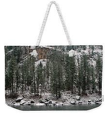 Clearwater River Weekender Tote Bag