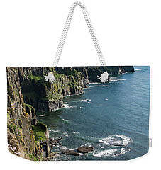 Cliffs Of Moher, Clare, Ireland Weekender Tote Bag