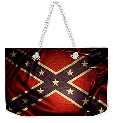 Confederate Flag Weekender Tote Bag