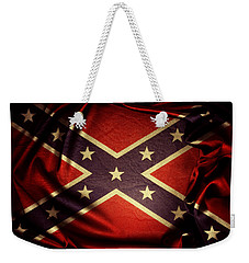 Confederate Flag 6 Weekender Tote Bag