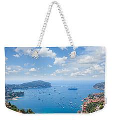 cote dAzur, France Weekender Tote Bag