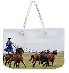 Csiko Rider Weekender Tote Bag