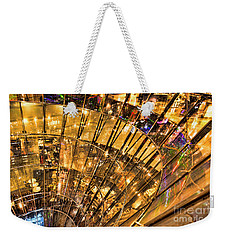 3 D With Attitude Weekender Tote Bag