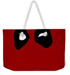Deadpool Weekender Tote Bag by Kyle West