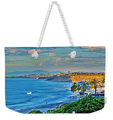 Del Mar Weekender Tote Bag