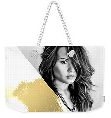 Demi Lovato Collection Weekender Tote Bag