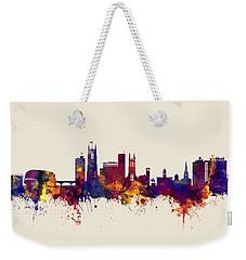 Derby England Skyline Weekender Tote Bag