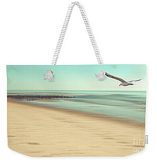 Desire Light Vintage Weekender Tote Bag