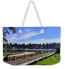 Devils Lake Oregon Weekender Tote Bag
