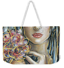 Drama Queen 301109 Weekender Tote Bag
