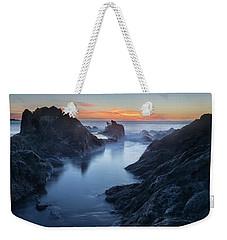 El Golfo - Lanzarote Weekender Tote Bag by Joana Kruse