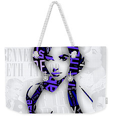 Elizabeth Taylor Father Of The Bride Movie Quotes Weekender Tote Bag