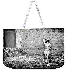 Weekender Tote Bag featuring the photograph Faith by Traven Milovich