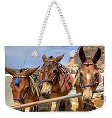 Fira - Santorini Weekender Tote Bag
