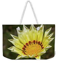 Gazania Petals Weekender Tote Bag