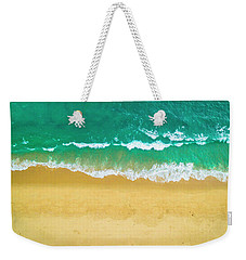Golden Coast Weekender Tote Bag