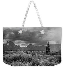 Grand Tetons Weekender Tote Bag by Hugh Smith