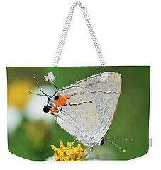 Hairstreak Weekender Tote Bag