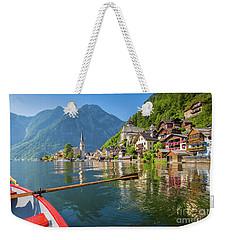 Hallstatt Weekender Tote Bag by JR Photography