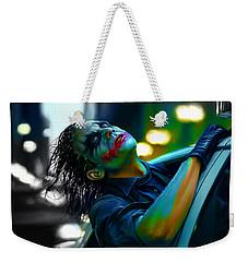 Heath Ledger Weekender Tote Bag