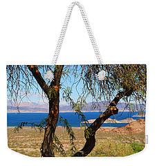 Hoover Dam Visitor Center Weekender Tote Bag