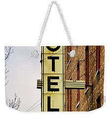 Hotel Yorba Weekender Tote Bag by Gordon Dean II
