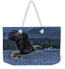 In Flight. Weekender Tote Bag