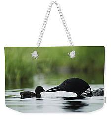 Loons Weekender Tote Bag