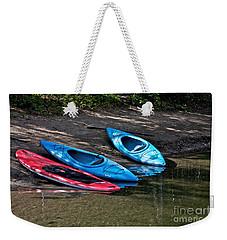 3 Kayaks Weekender Tote Bag