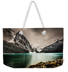 Lake Louise Weekender Tote Bag by Bill Howard