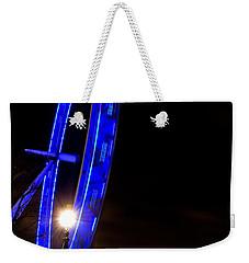 London Eye Night View Weekender Tote Bag
