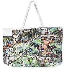 Mall Weekender Tote Bag