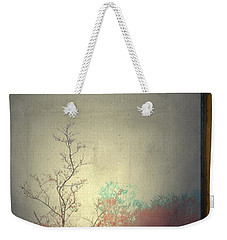 Weekender Tote Bag featuring the photograph 3 by Mark Ross