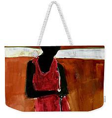 Masaai Boy Weekender Tote Bag