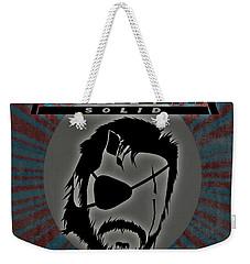 Metal Gear Solid Weekender Tote Bag by Kyle West