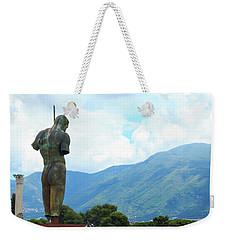 Modern Pompeii Art Weekender Tote Bag