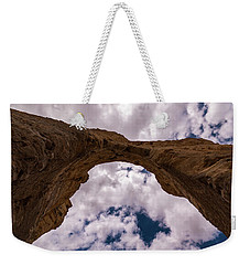 Monument Rocks Weekender Tote Bag by Jay Stockhaus