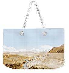 Weekender Tote Bag featuring the photograph Mount Everest by Setsiri Silapasuwanchai