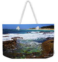 Mouth Of Margaret River Beach II Weekender Tote Bag by Cassandra Buckley