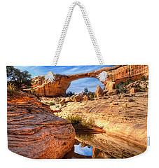 Natural Bridges National Monument Weekender Tote Bag