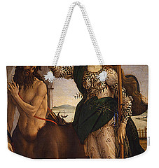 Pallas And The Centaur Weekender Tote Bag