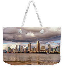 Passing By Weekender Tote Bag by Joseph S Giacalone
